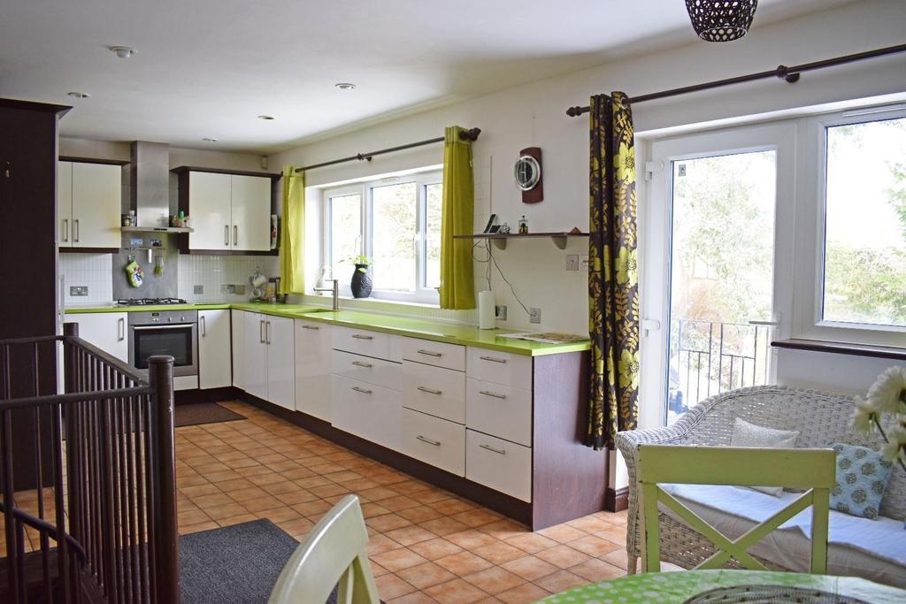 17 A Cofton Lake Road, kitchen dining.jpg