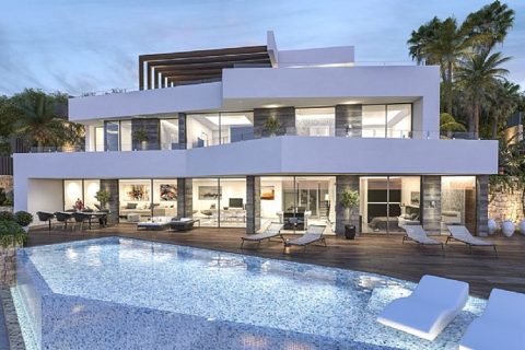 4 bedroom villa  - Benisa, Alicante