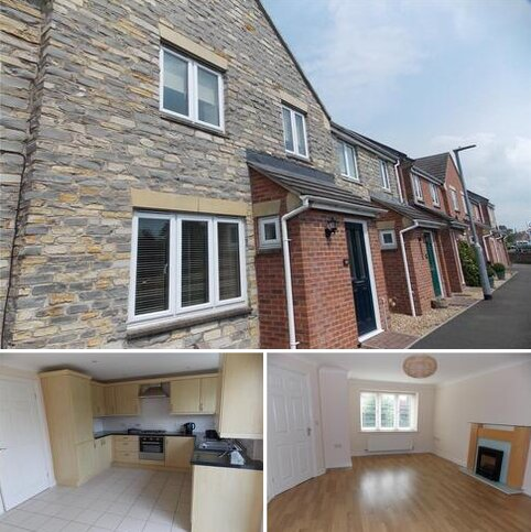 3 bedroom terraced house to rent - Broadmeads, Newtown Road, Huish Episcopi, Langport, TA10