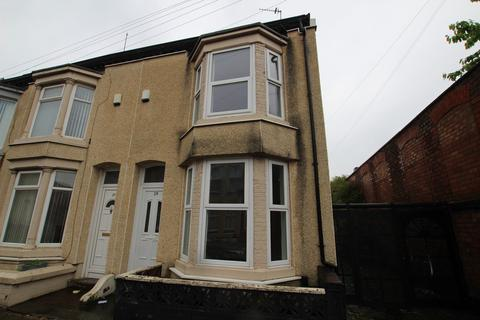 2 bedroom end of terrace house to rent - Hemans Street, Bootle, Bootle, L20