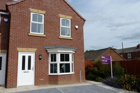 3 bedroom semi-detached house to rent - Mulberry Gardens, Goole
