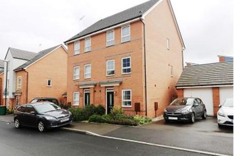 4 bedroom semi-detached house to rent - Canal View, Coventry, CV1 4LQ