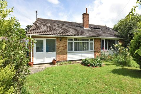 2 bedroom semi-detached bungalow for sale - Homestead Way, Potterspury, Towcester, Northamptonshire