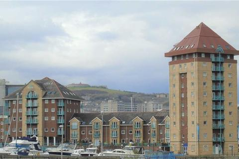 2 bedroom apartment for sale - Pocketts Wharf, Maritime Quarter, Swansea