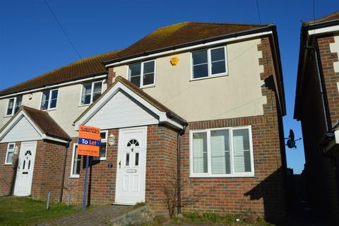 3 bedroom semi-detached house to rent - Bristol Rise, Brighton