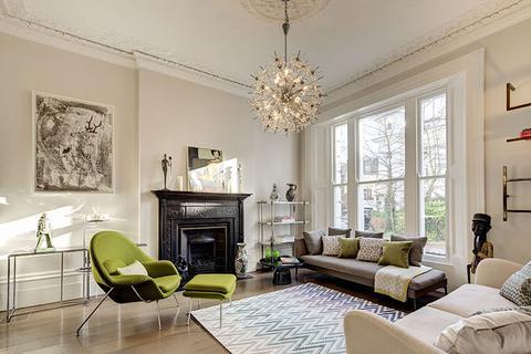 5 bedroom house to rent - Kensington Gate, London. W8