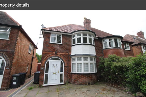 3 bedroom semi-detached house to rent - Lakey Lane, Hall Green, Birmingham B28