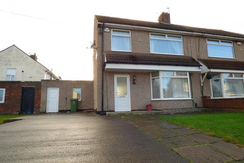 3 bedroom semi-detached house for sale - Royston Close, Roseworth, Stockton-On-Tees, TS19