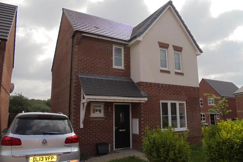 3 bedroom detached house to rent - Sandiacre Avenue, Sandiford, Stoke On Trent ST6