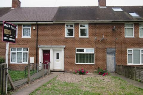 2 bedroom terraced house for sale - Trittiford Road, Billesley, B13