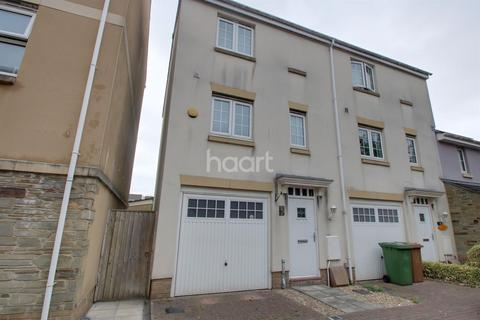 3 bedroom end of terrace house for sale - Junction Gardens, St Judes