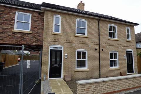 2 bedroom semi-detached house to rent - Regal Terrace, Hempfield Road, ELY, Cambridgeshire, CB6