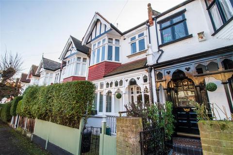 4 bedroom end of terrace house to rent - Stuart Road, Wimbledon Park