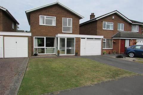 3 bedroom link detached house to rent - Northdown Road, Solihull, B91 3LZ