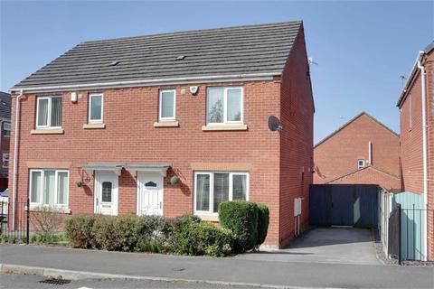3 bedroom semi-detached house for sale - Willow Tree Grove, Heron Cross, Stoke-on-Trent