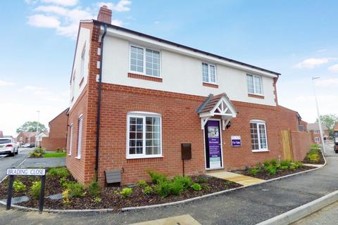 4 bedroom detached house for sale - Brading Close, Stratford upon Avon