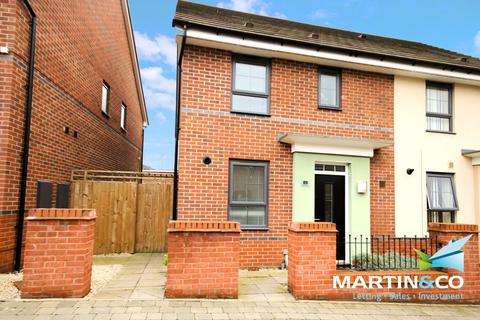 3 bedroom semi-detached house to rent - Messenger Road, Smethwick, B66