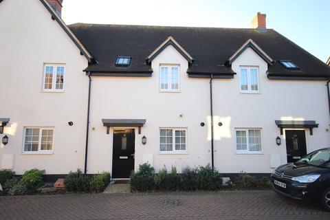 3 bedroom terraced house for sale - Pine Walk, Silsoe, MK45