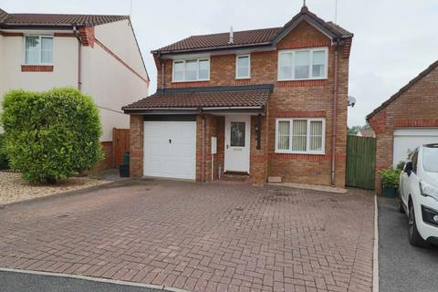 4 bedroom detached house for sale - Wester-Moor Drive, Roundswell