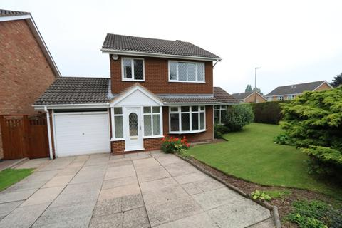 3 bedroom detached house for sale - Barcheston Road, Knowle