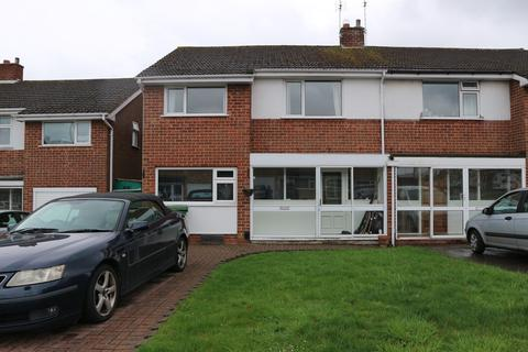 3 bedroom semi-detached house to rent - Chantry Heath Crescent, Knowle