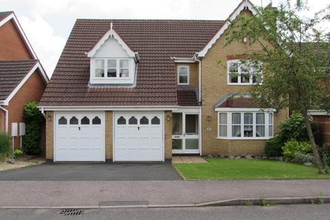 4 bedroom detached house for sale - Fairford Close, Solihull