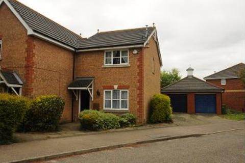 3 bedroom semi-detached house to rent - Pond Road, Horsford, Norwich, NR10 3SW