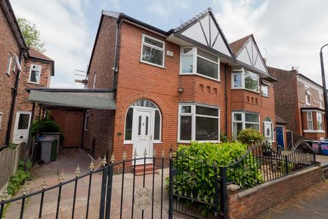 3 bedroom house to rent - Wycliffe Road, Urmston