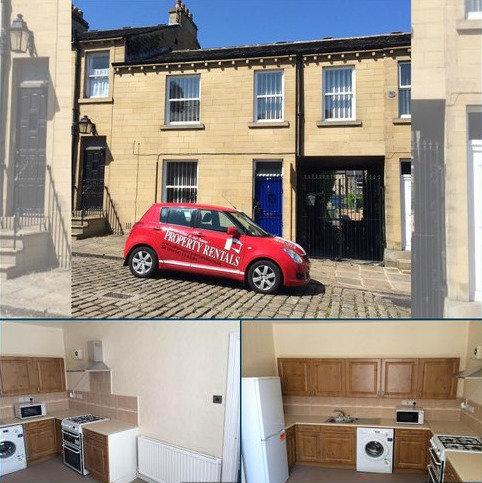 3 bedroom terraced house to rent - spring street, springwood, huddersfield HD1
