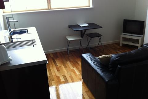 Studio to rent - Capital Quarter, West Point, Wellington Street, Leeds, LS1 4JJ