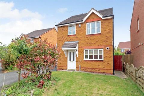 3 bedroom detached house for sale - Southdown Close, Lightwood, Stoke-on-Trent