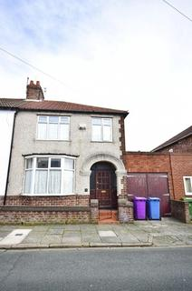 3 bedroom terraced house to rent - Grantley Road, Wavertree, Liverpool, L15