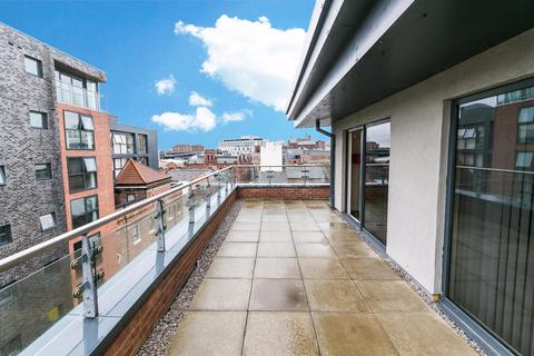2 bedroom apartment to rent - PENTHOUSE APARTMENT - Spectrum Building, Duke Street, Liverpool, Merseyside, L1 5AT
