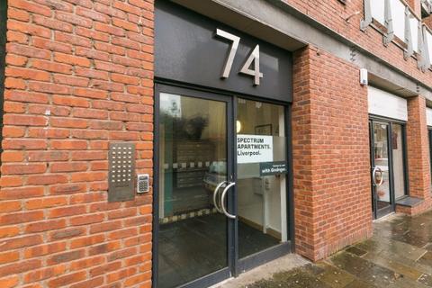 1 bedroom apartment to rent - Spectrum Building 74 Duke Street,  Liverpool, L1