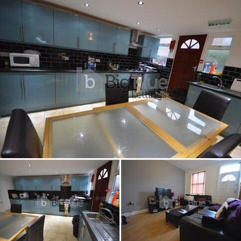 5 bedroom terraced house to rent - 69 Cardigan Lane, Burley, Five Bed, Leeds