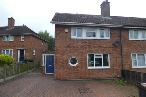 2 bedroom end of terrace house to rent - Shelfield Road, Kings Heath, Birmingham