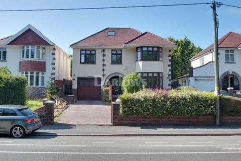4 bedroom detached house for sale - Finchfield, Newport Road, Old St Mellons, Cardiff