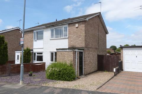 2 bedroom semi-detached house to rent - Culworth Drive, Wigston