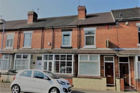 2 bedroom terraced house to rent - Leonard Street, Stoke-on-Trent, Staffordshire, ST6 1HJ