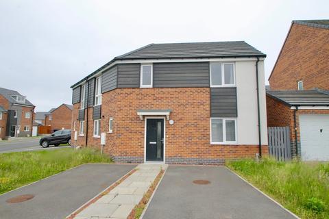 3 bedroom semi-detached house for sale - Terry Cooney Place, Fenham