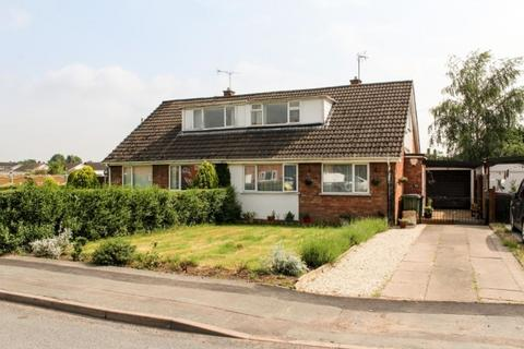 3 bedroom semi-detached house for sale - 39 Broomfield Road, Newport, Shropshire, TF10 7PL