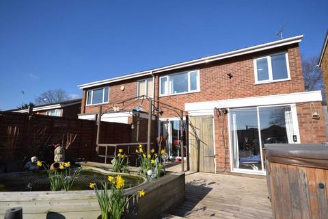 4 bedroom semi-detached house for sale - Harlech Avenue, Caversham Park