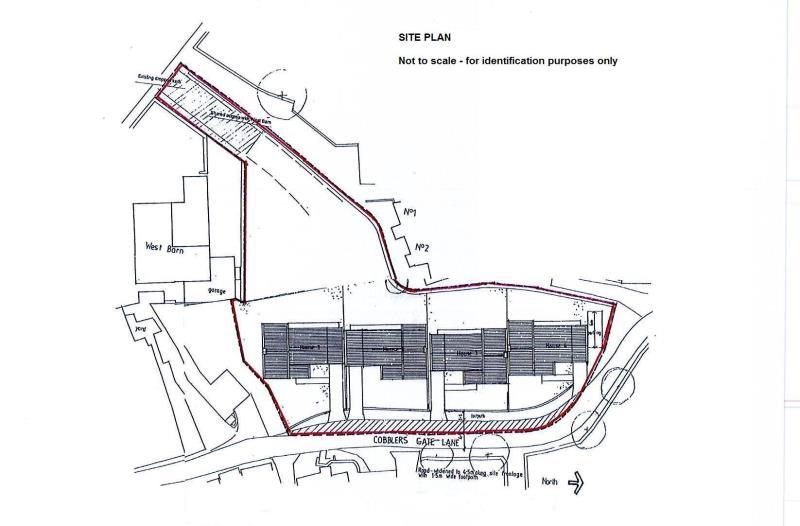 Site plan for brochure
