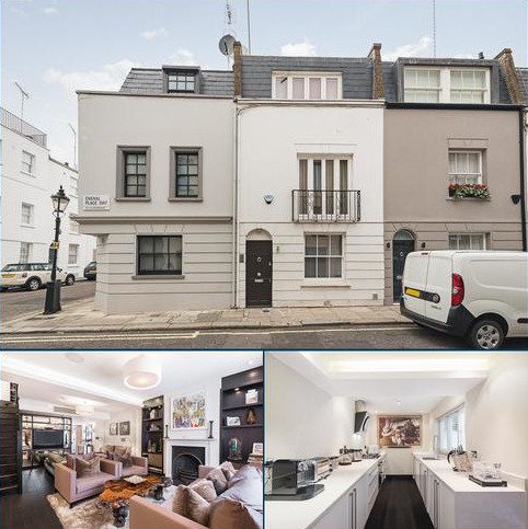 3 Bedroom House To Rent Cheval Place London Sw7 Spotlight Property