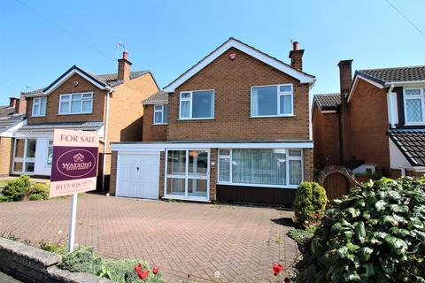 4 bedroom detached house for sale - Carterswood Drive, Nuthall, Nottingham, NG16