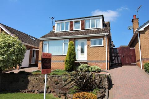 3 bedroom detached bungalow for sale - Cokefield Avenue, Nuthall, Nottingham, NG16