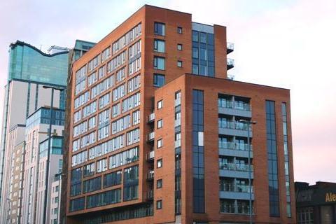 1 bedroom apartment to rent - West Two, 20 Suffolk Street, Queensway, Birmingham B1