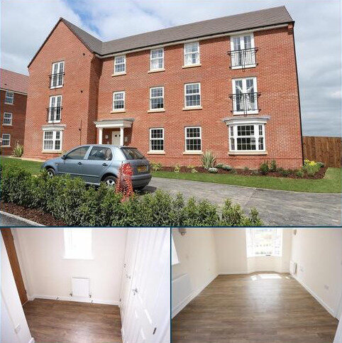 2 bedroom apartment to rent - 18 Penrhyn Way, Grantham NG31