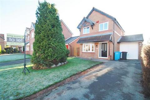 3 bedroom detached house to rent - Goodshaw Road, Worsley
