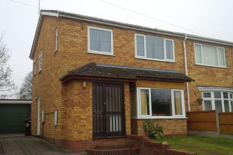 4 bedroom semi-detached house to rent - 17 Leigh Road
